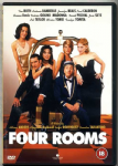 FOUR ROOMS - UK & EUROPEAN DVD FILM